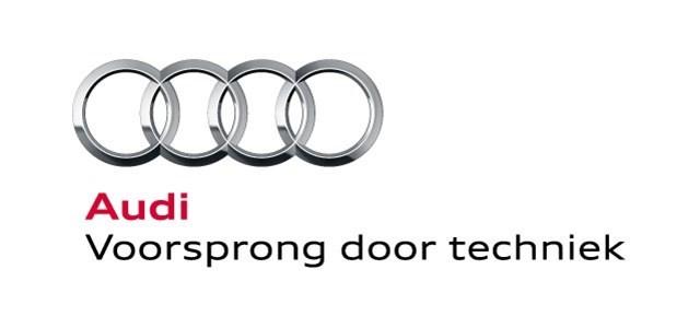 Tweede gouden onderscheiding voor Audi huisstijl