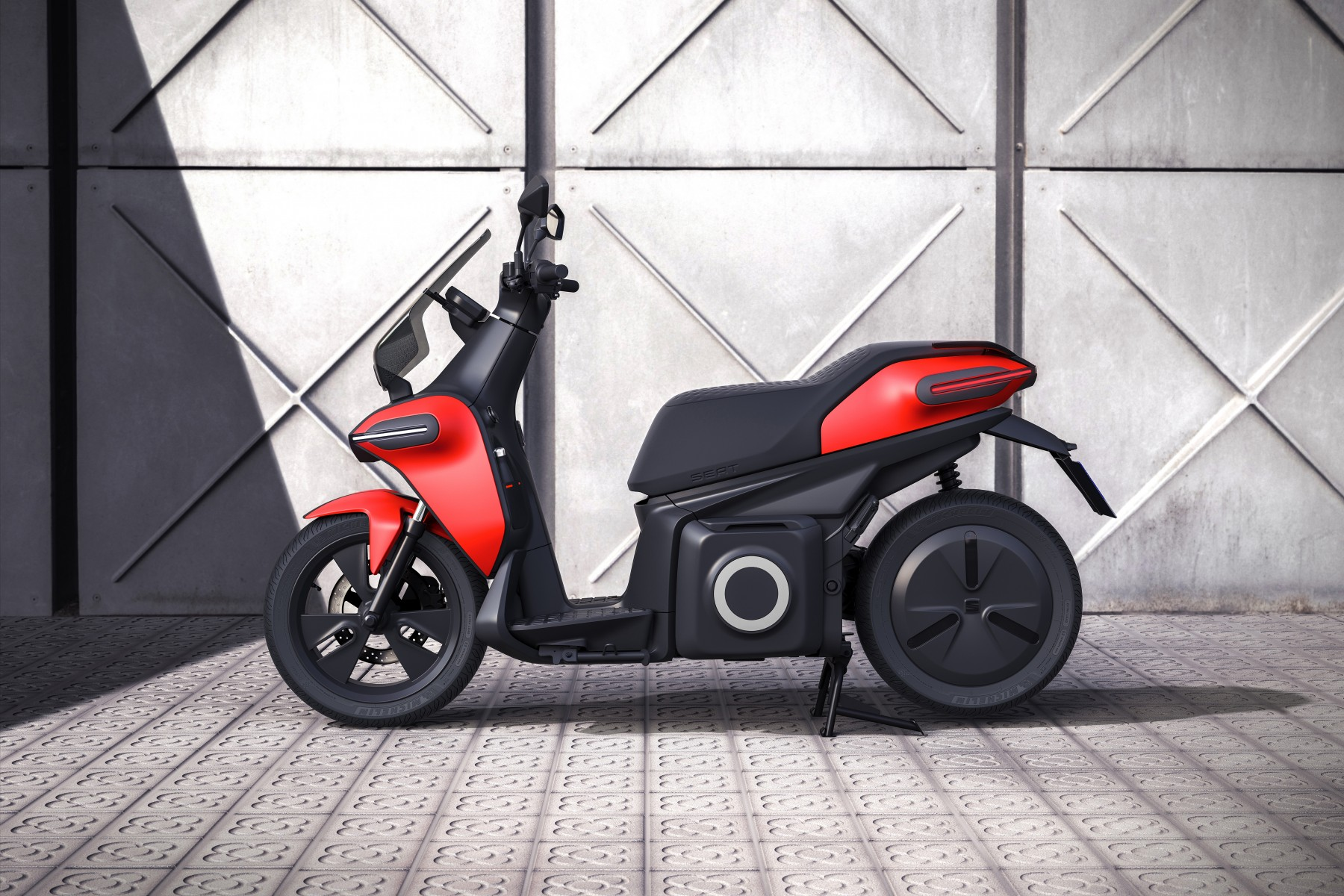SEAT eScooter concept (3)