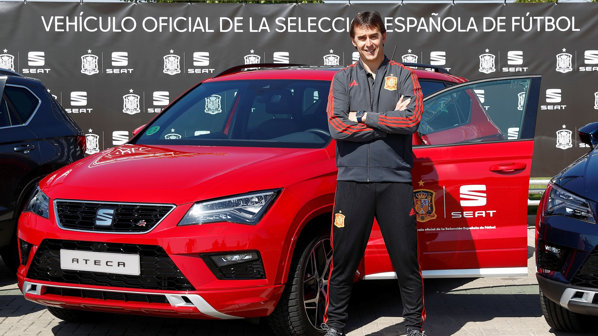 SEAT Sponsor of Spanish National Football Team