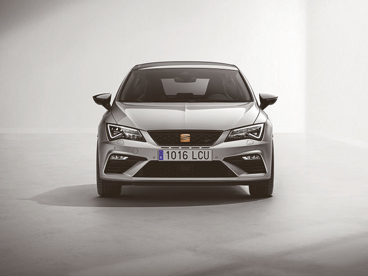 Leon CUPRA Ultimate Edition