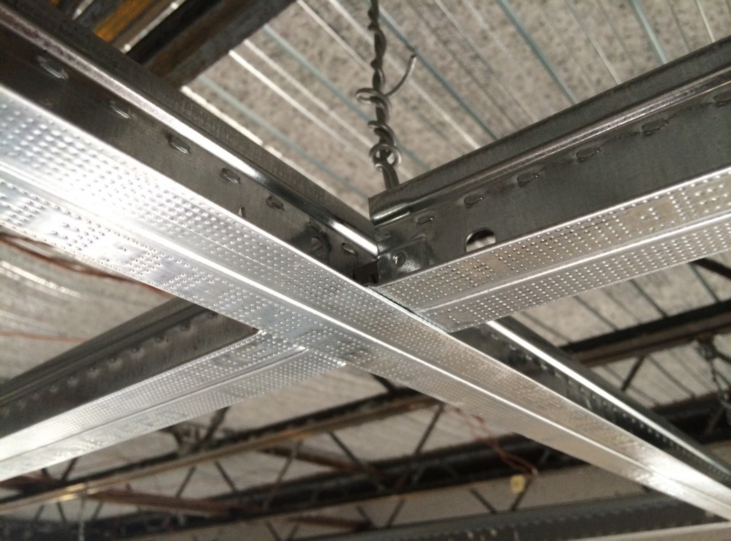 T Bar Ceiling Grid