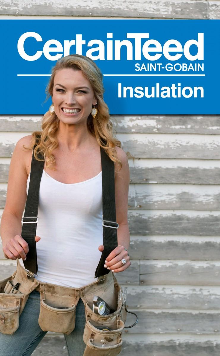 Certainteed Insulation Signs Popular Celebrity Carpenter Kate Campbell As Canadian Brand Ambassador