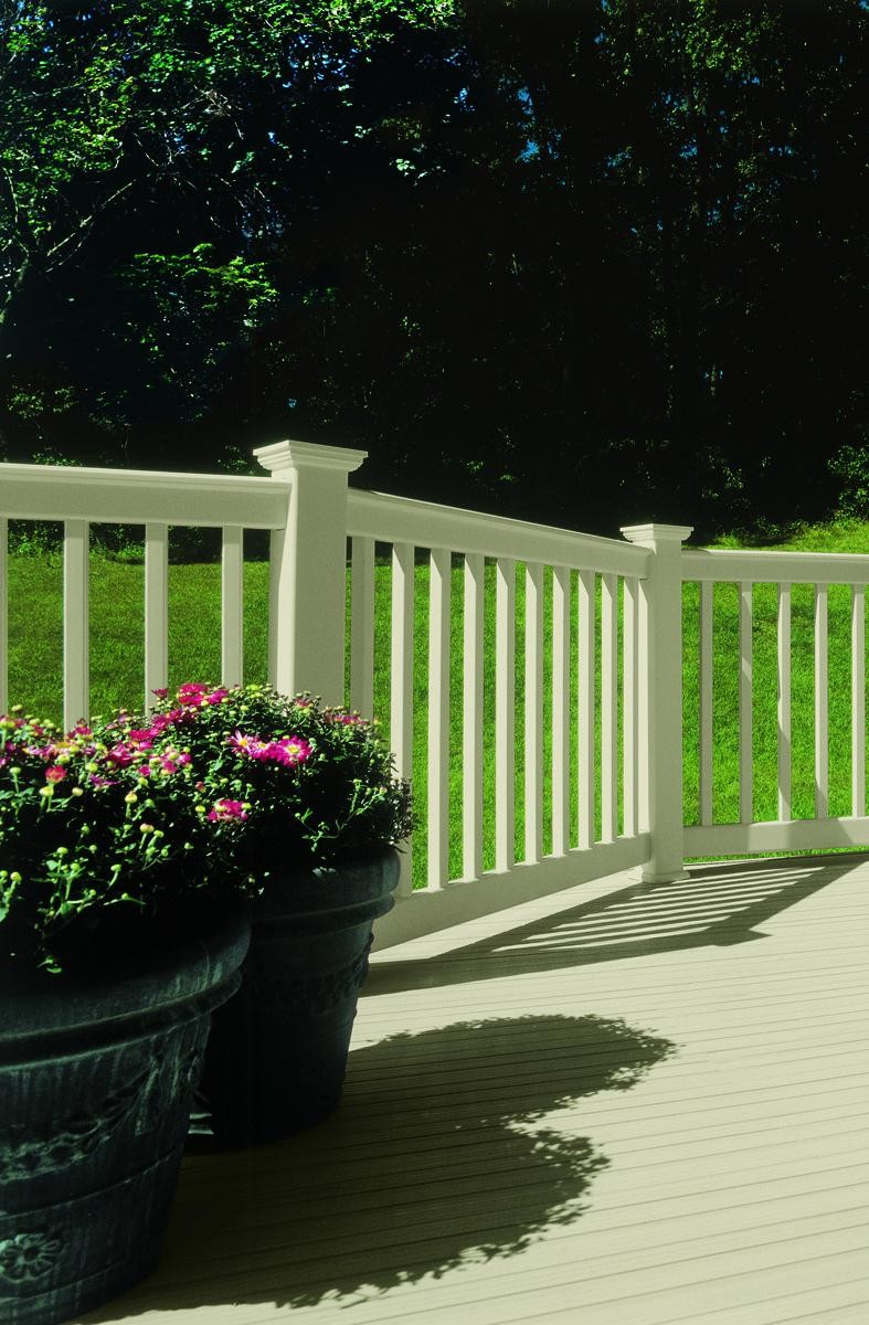 Certainteed 174 Evernew 174 Vinyl Railing Systems Now Available