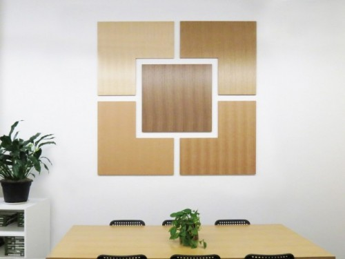 Decoustics Rondolo Acoustical Wood Panels