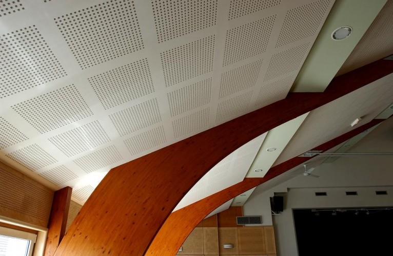 New Gyptone 174 Big Large Format Perforated Acoustic Panels