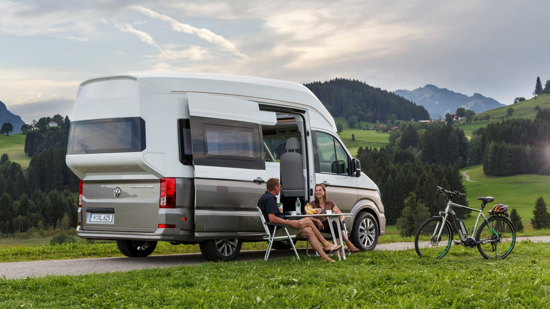 Vw Camper Uitschuifbaar.De Camper Van De Nabije Toekomst De Volkswagen California