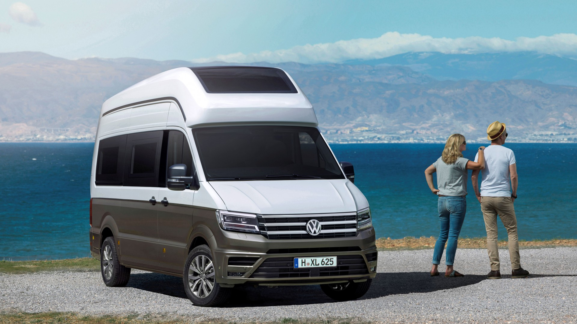 Volkswagen Crafter California XXL