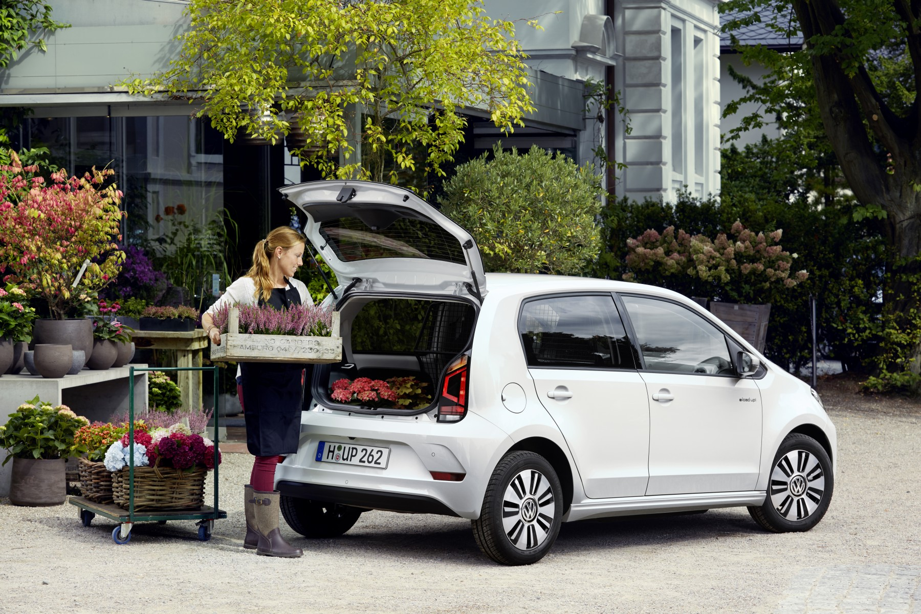 Volkswagen e-load-up!