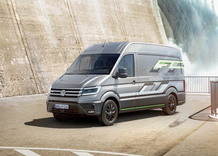 Volledig Elektrische Bedrijfswagens Van Volkswagen Leaseblog Nl