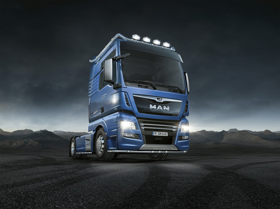 MAN TGX PerformanceLine Edition