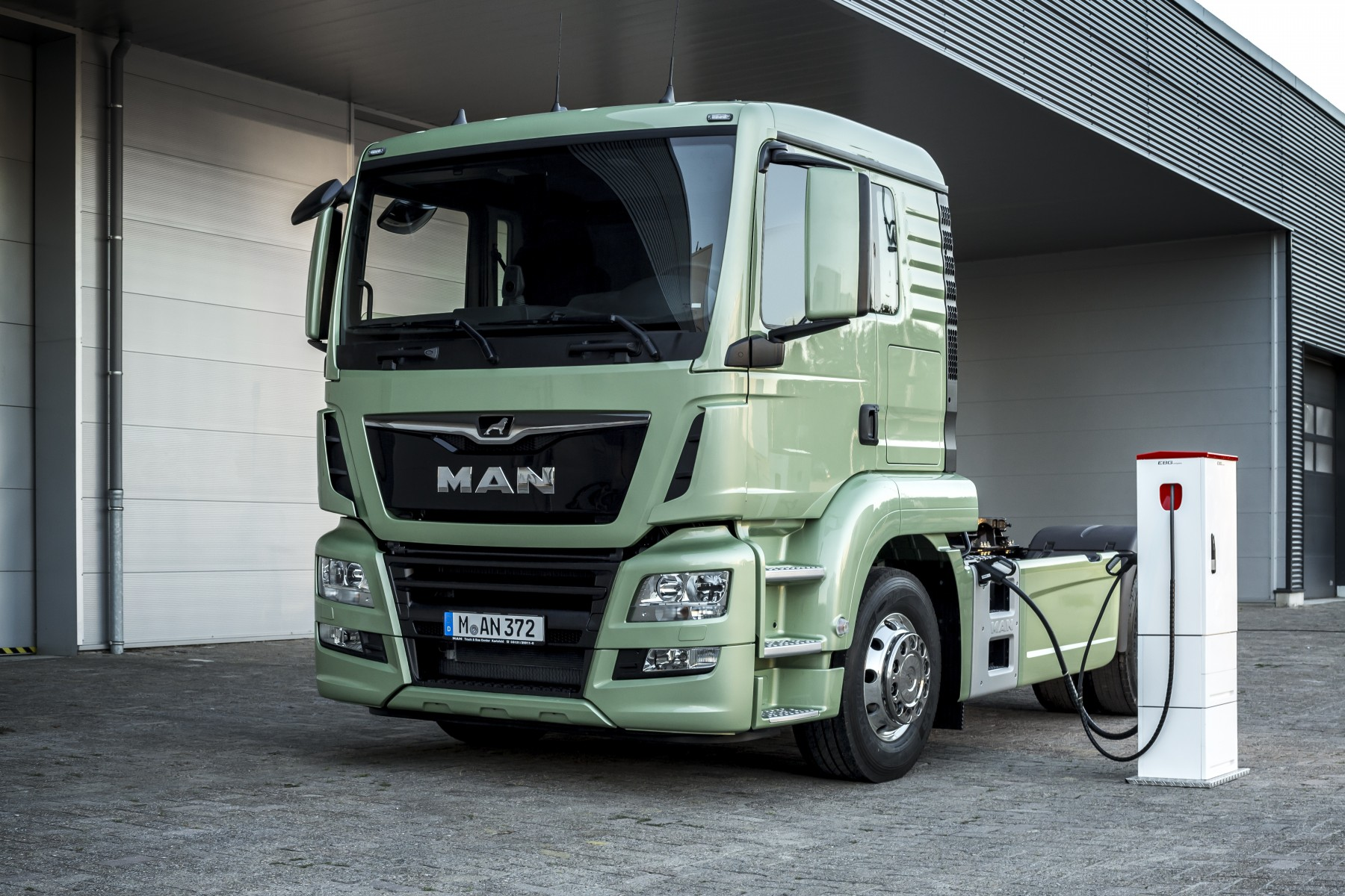 MAN eTruck