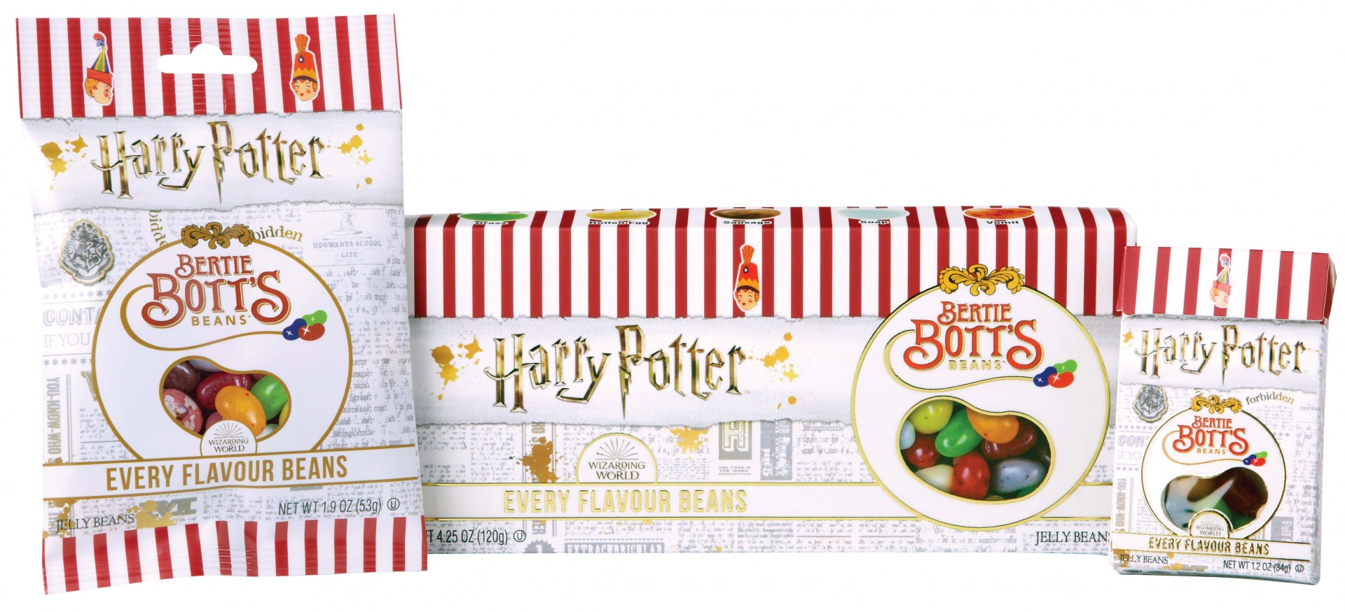 Jelly Belly Expands Famed Line, Unveils All-New Harry Potter ...