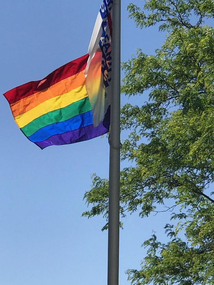 American Family Insurance Raises Lgbt Pride Flag For The