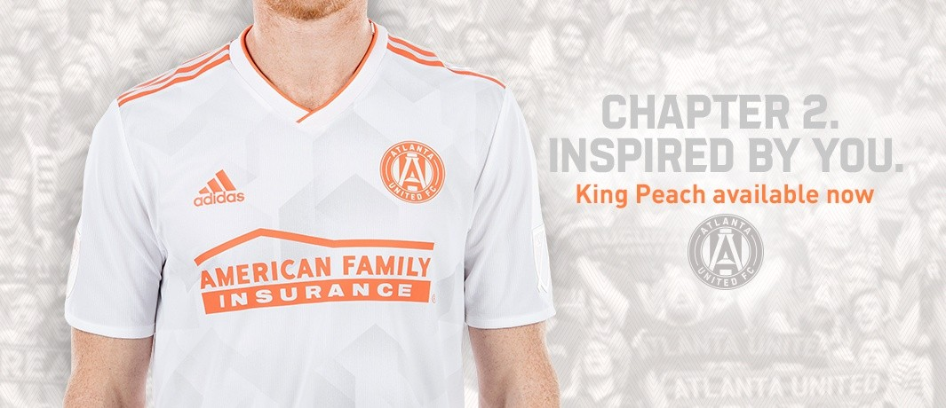 new style eee5c d5677 American Family Insurance partner and major league soccer ...