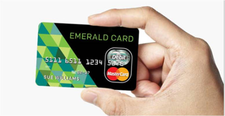 Image result for Emerald Card Online Purchase""