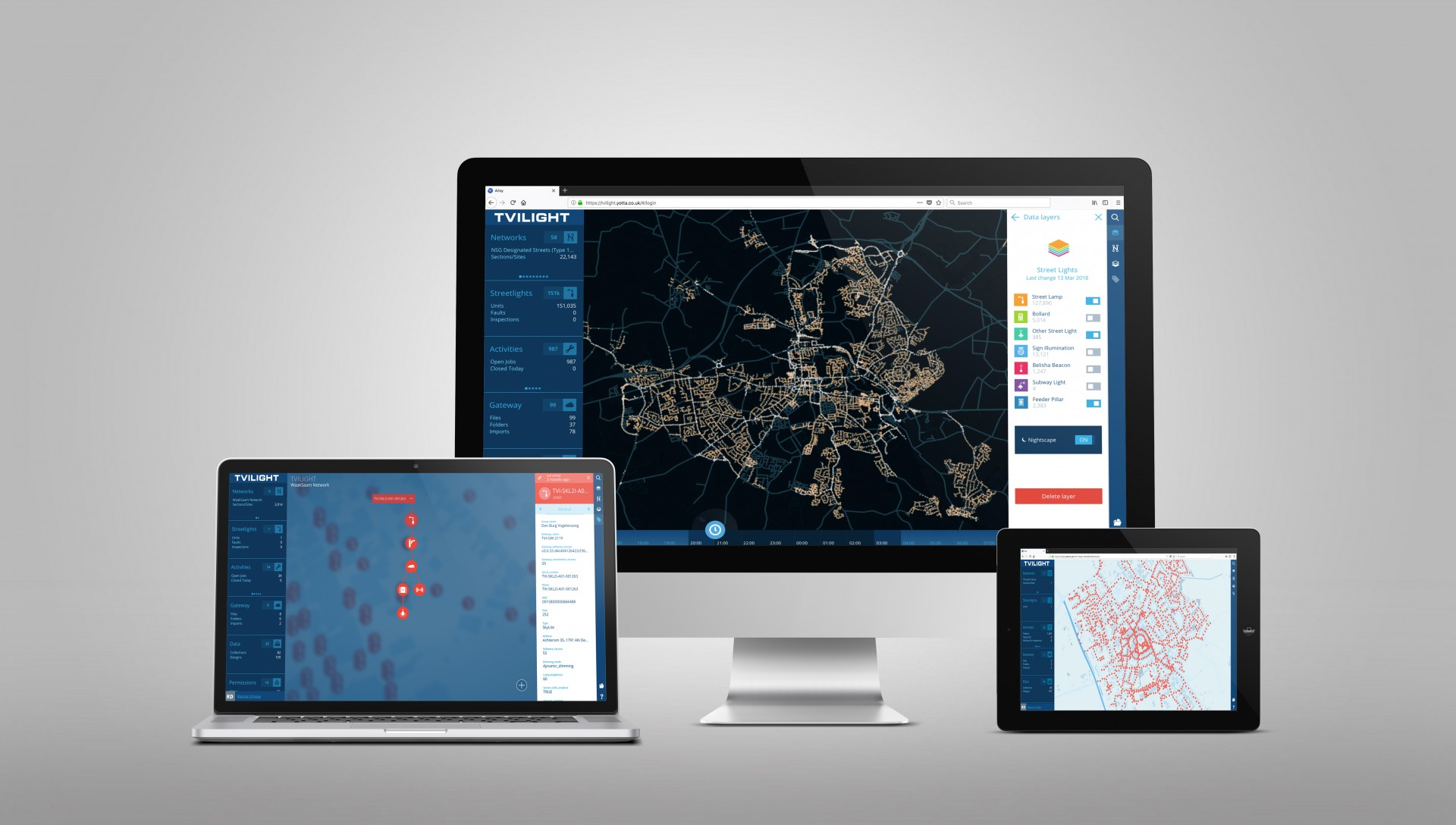 CityManager asset management software