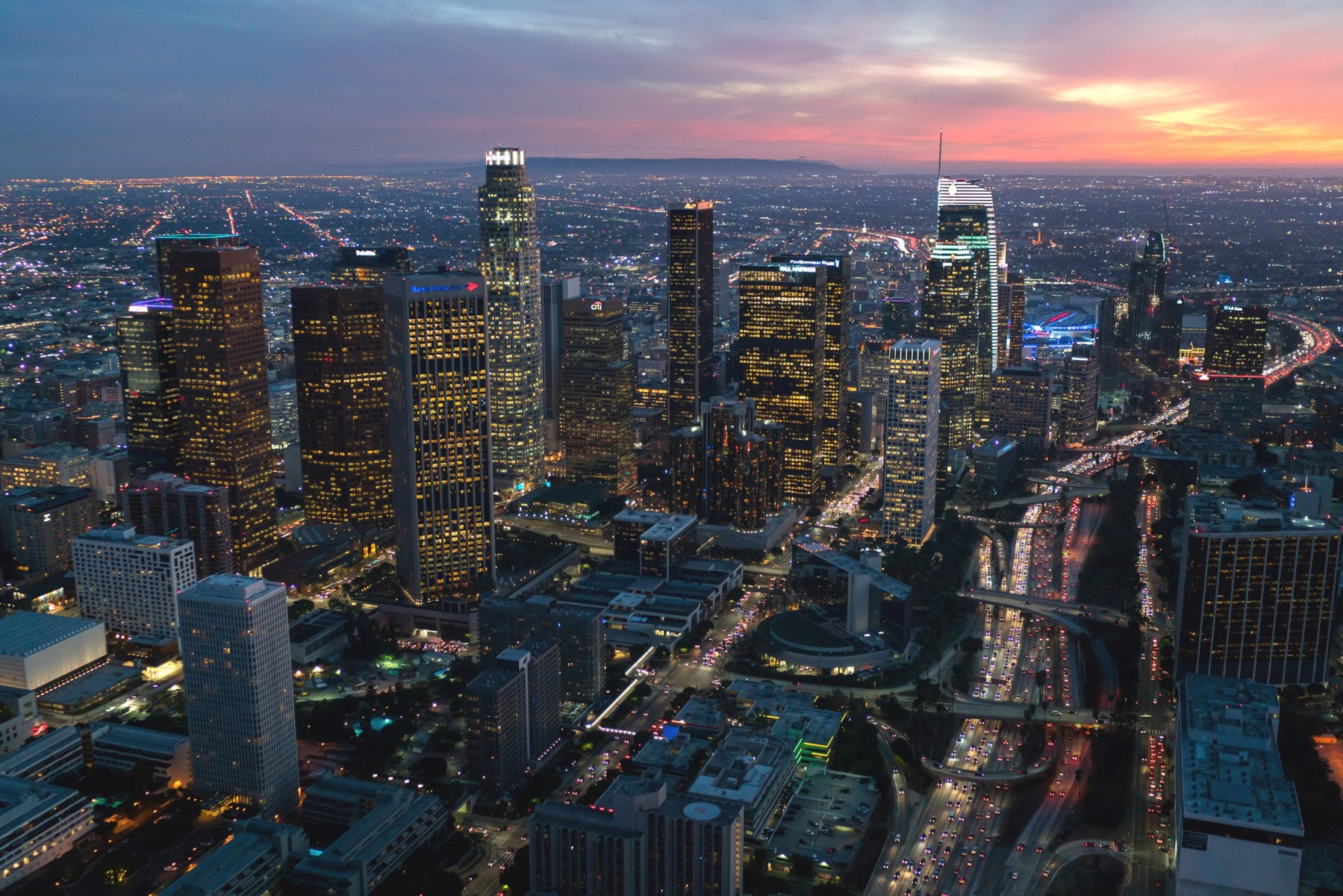 Los Angeles_TVILIGHT Smart City Connected Lighting