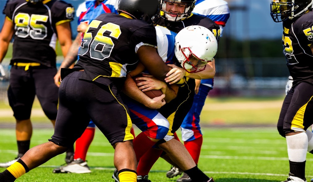 should high school football be banned essay Football is not meant for children, the players should have a full  community  closer than a friday night high school football game as the team.