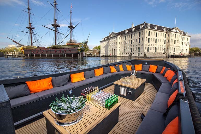 Amsterdam Boat Experience