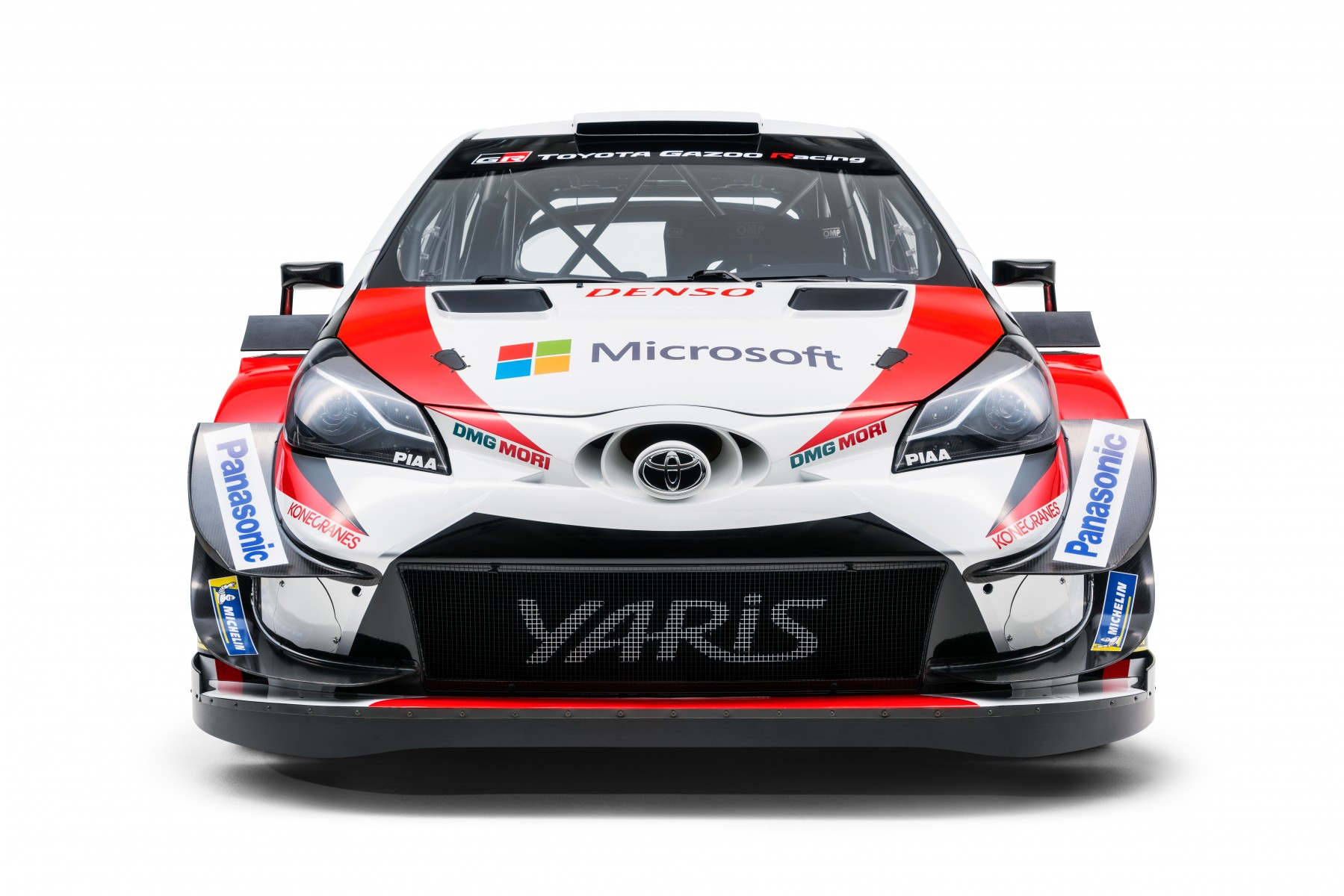 TOYOTA GAZOO Racing launches 2018 Yaris WRC