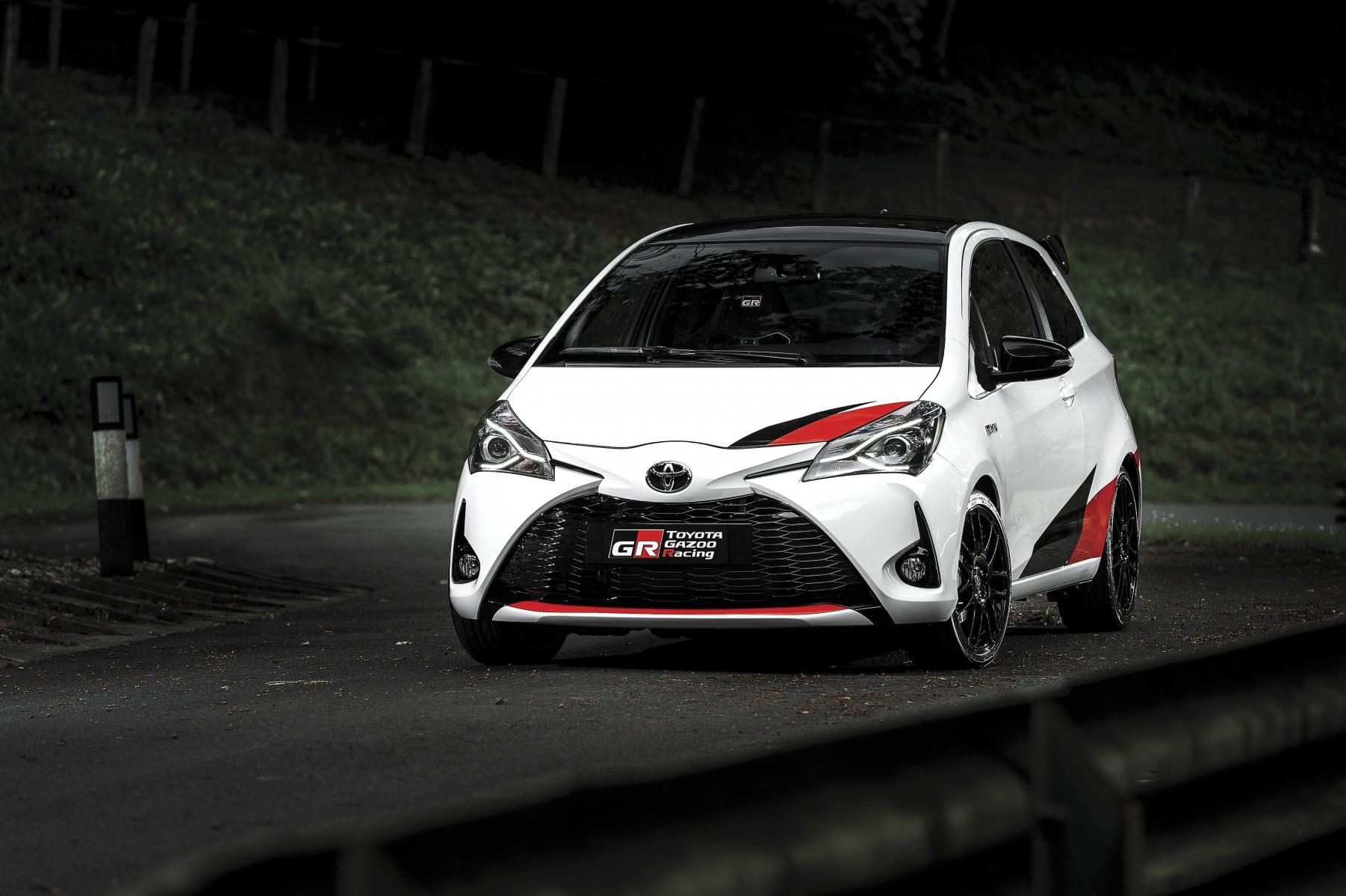 Toyota Yaris Grmn >> Toyota Yaris Grmn