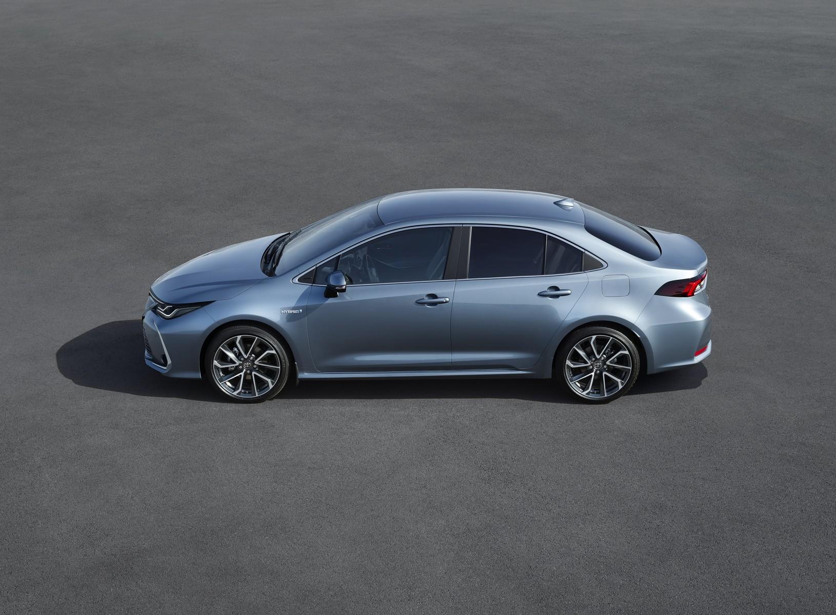 Kelebihan Toyota Corolla 2019 Sedan Spesifikasi