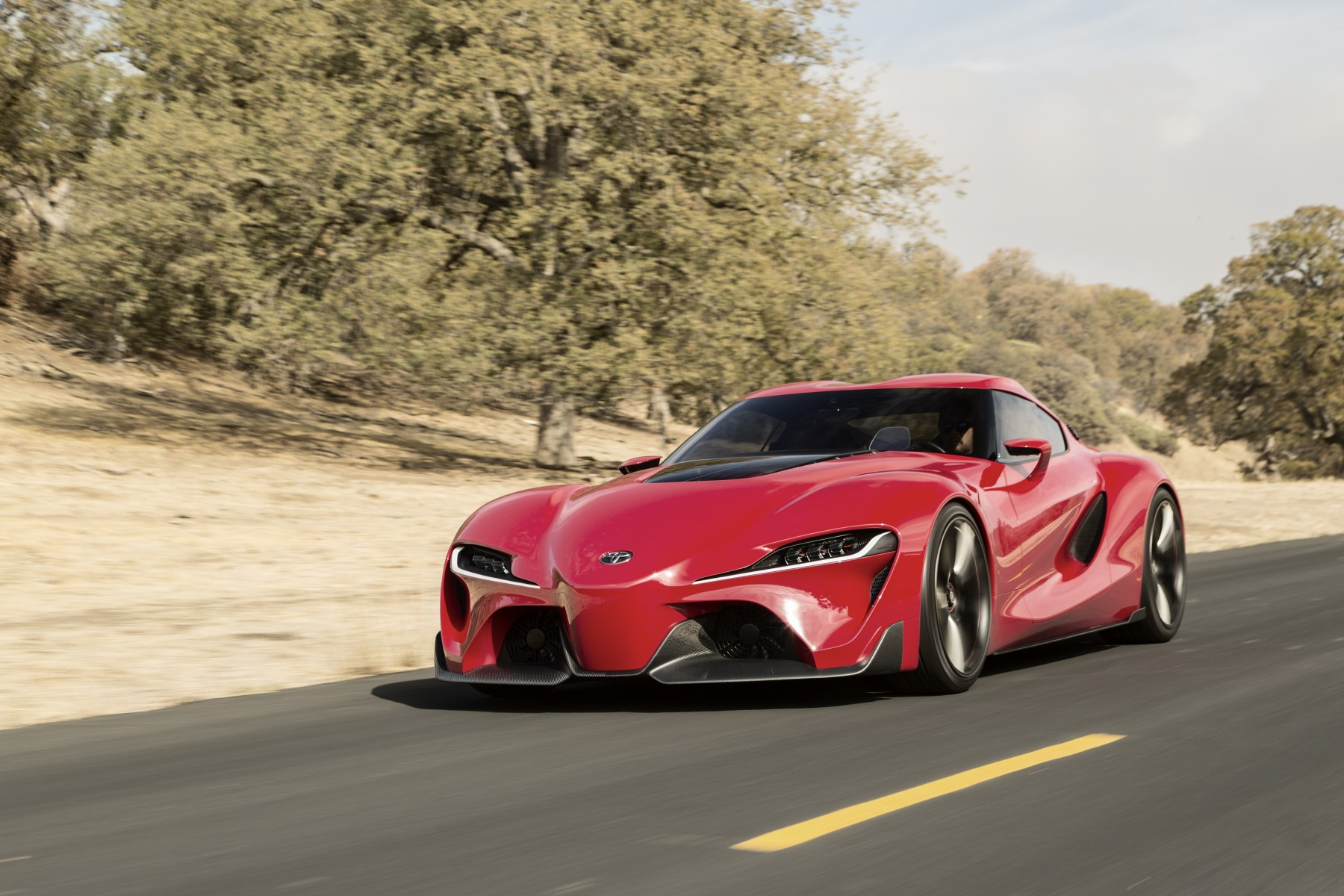 2014 Toyota Ft 1 A Car Fit For Superheroes 2014 toyota ft 1 vision gt 2