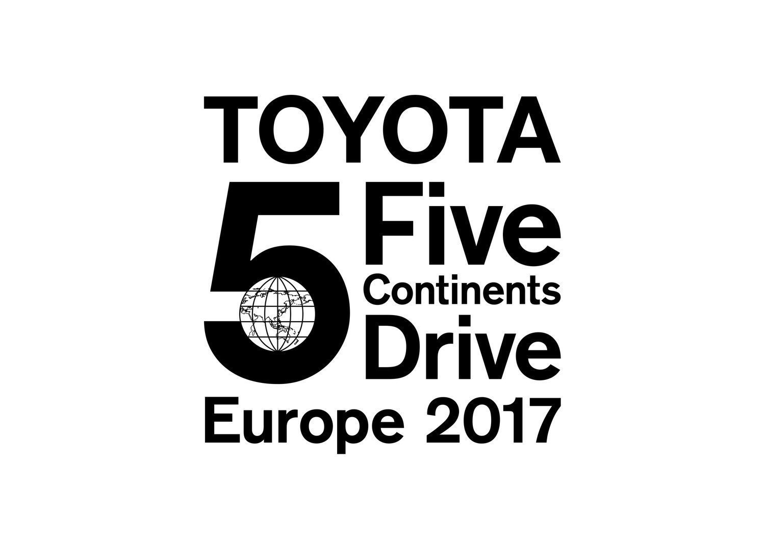 toyota kicks off  u201c5 continents drive u201d project in europe at