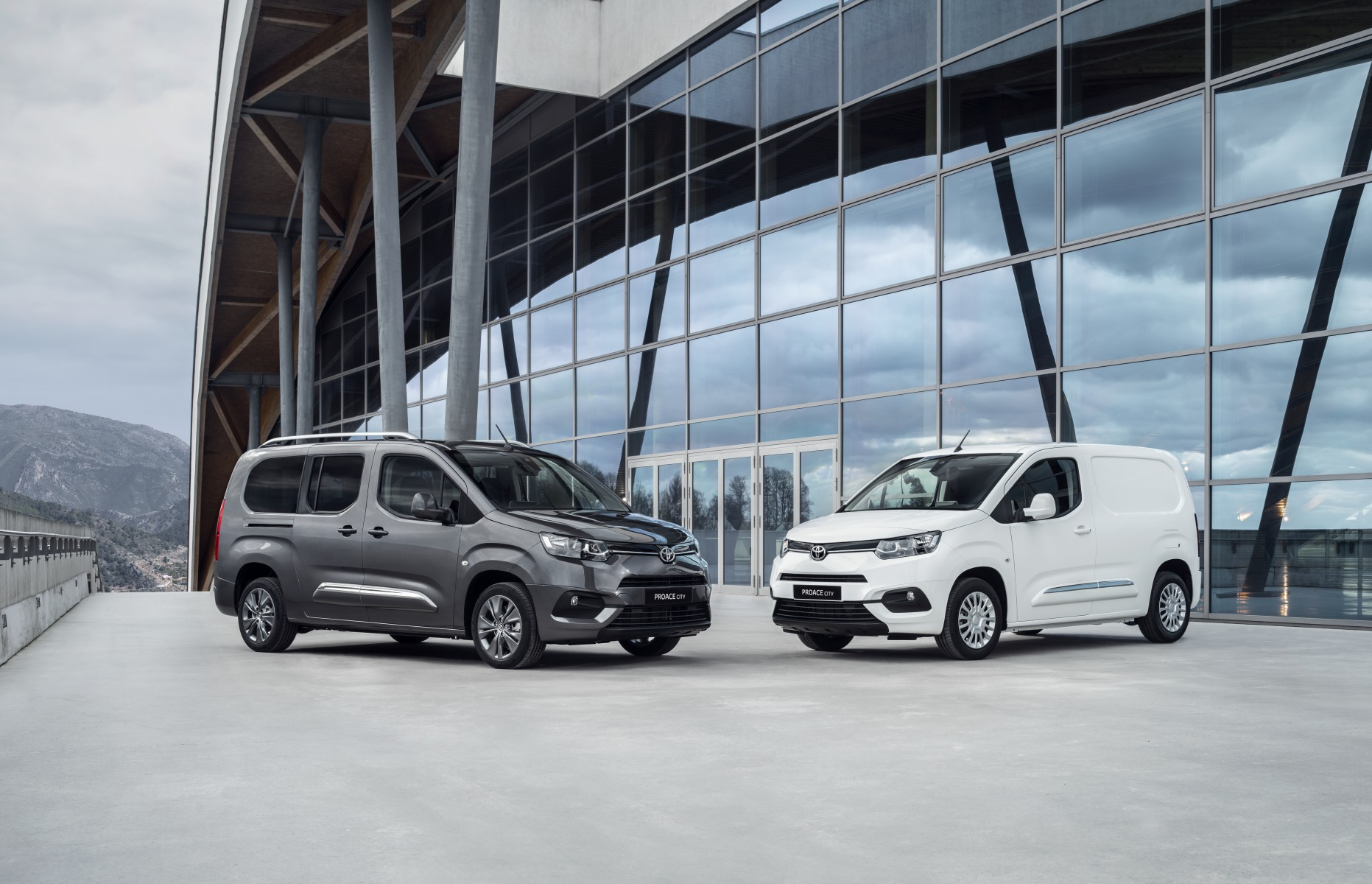 The new Toyota PROACE CITY
