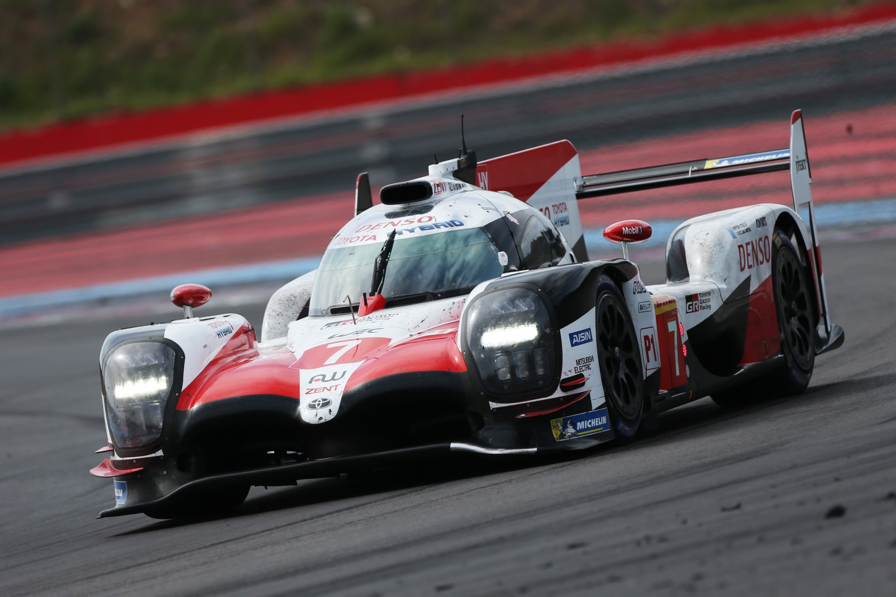 WEC Prologue TOYOTA GAZOO Racing