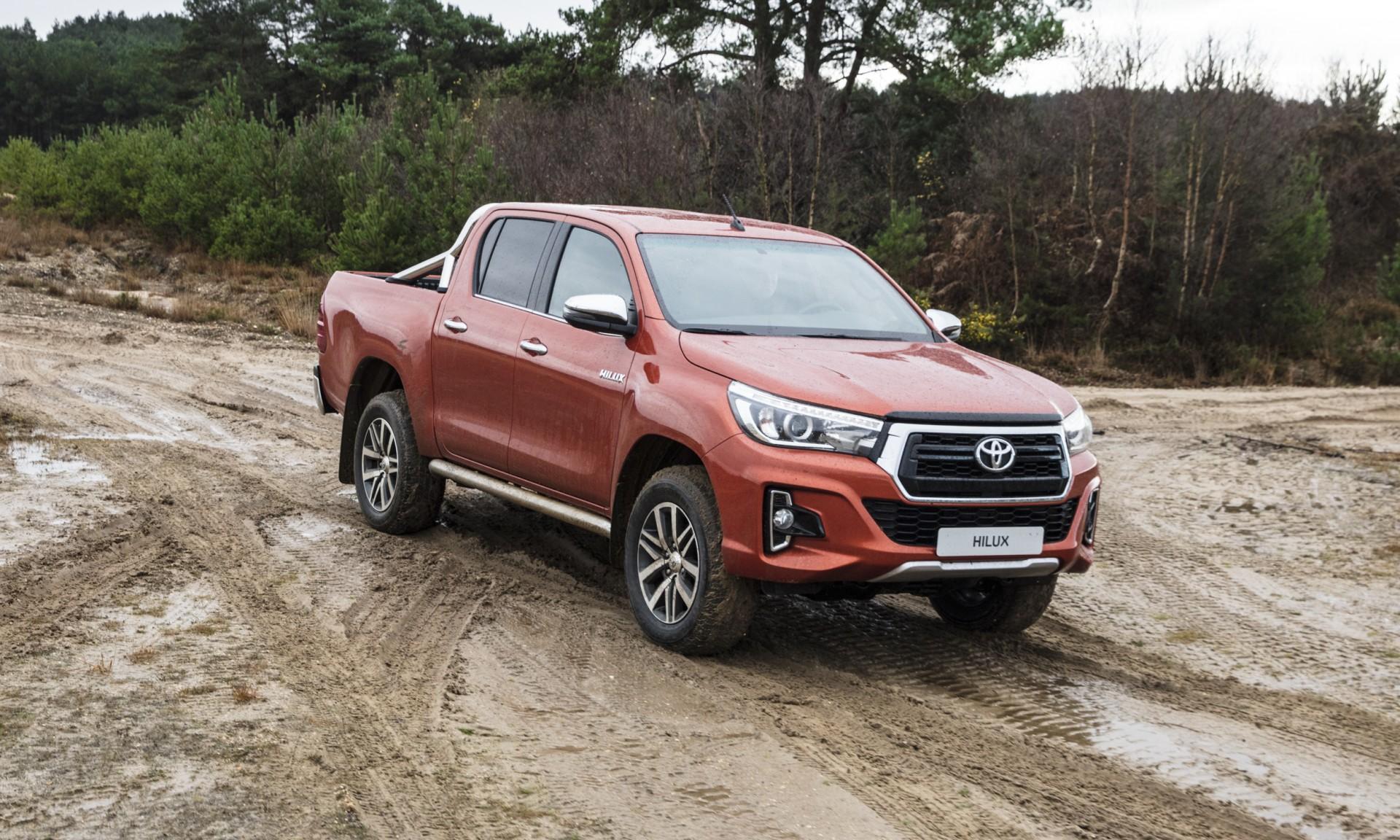 Kelebihan Toyota Hilux 2018 Harga