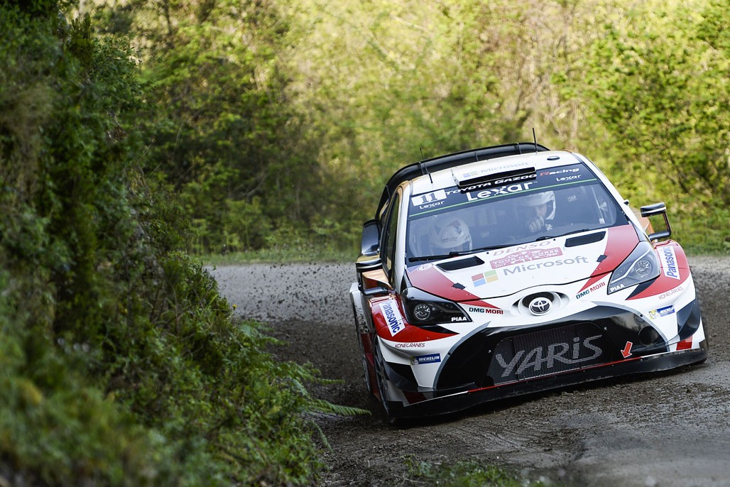 WRC Germany preview