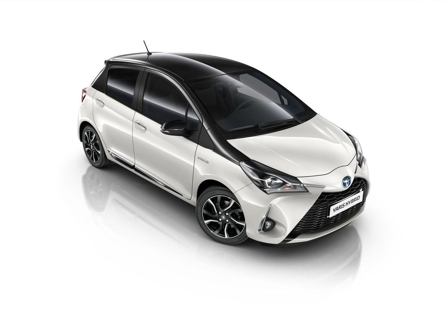 Toyota Yaris Trend White Edition