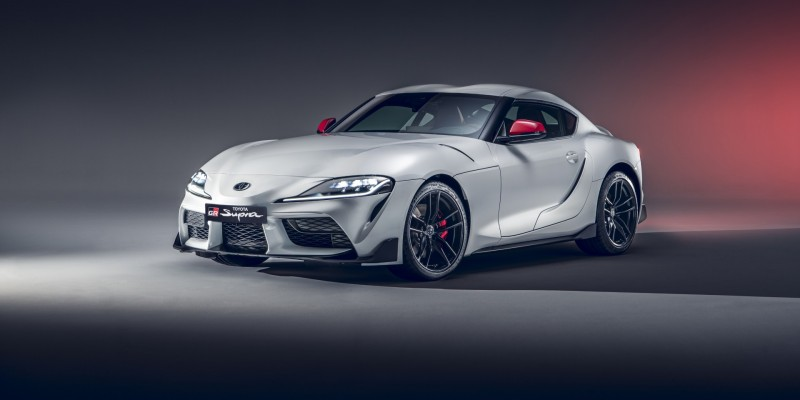 Toyota Announces First Extension Of The Gr Supra Sports Car Range With New 2 0 Litre Turbo Engine
