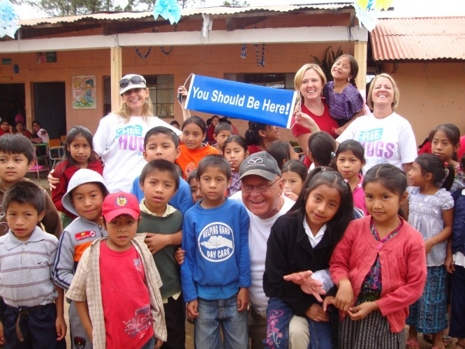 WorldVentures+Foundation+and+Hug+It+Forward%3A+Building+a+bottle+school+in+Guatemala