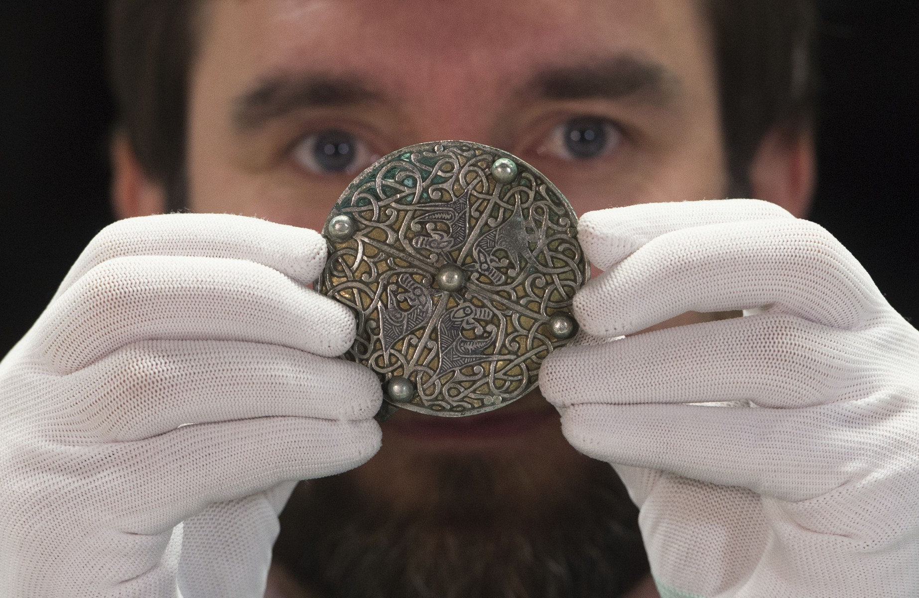 Galloway Hoard touring exhibition to be showcased at Aberdeen Art Gallery