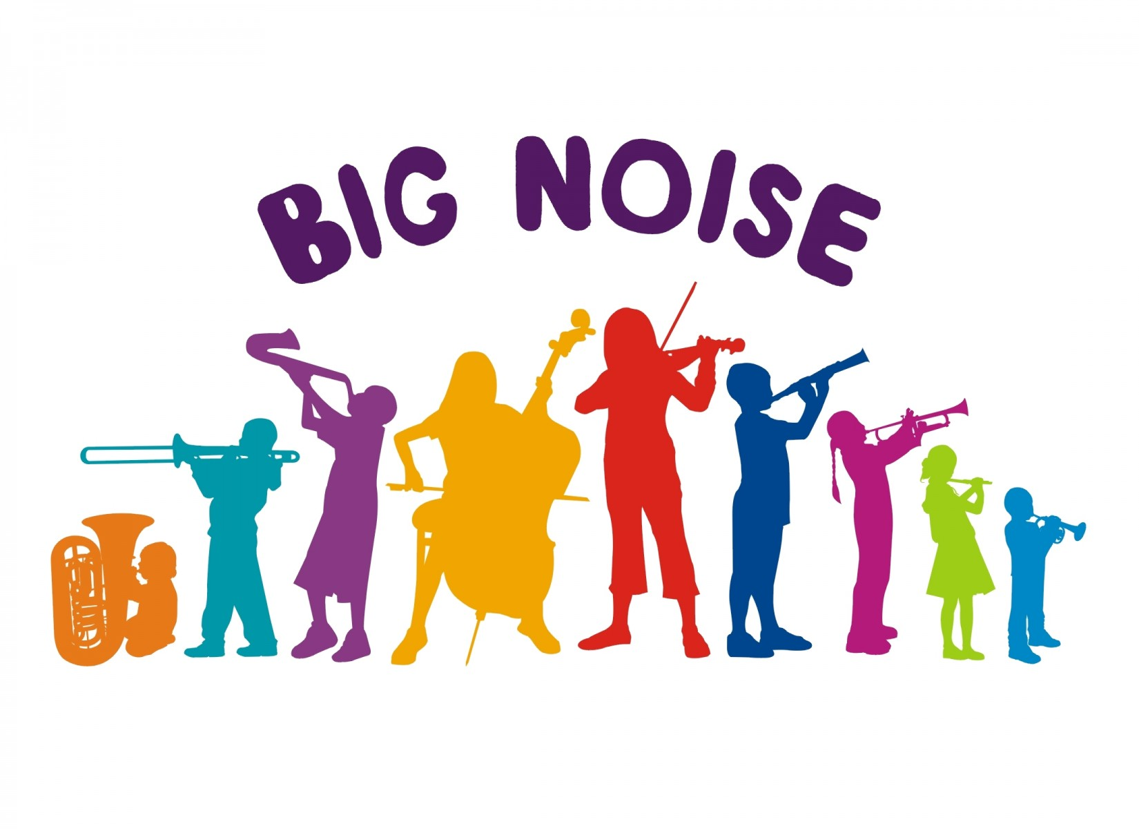 big noise logo large