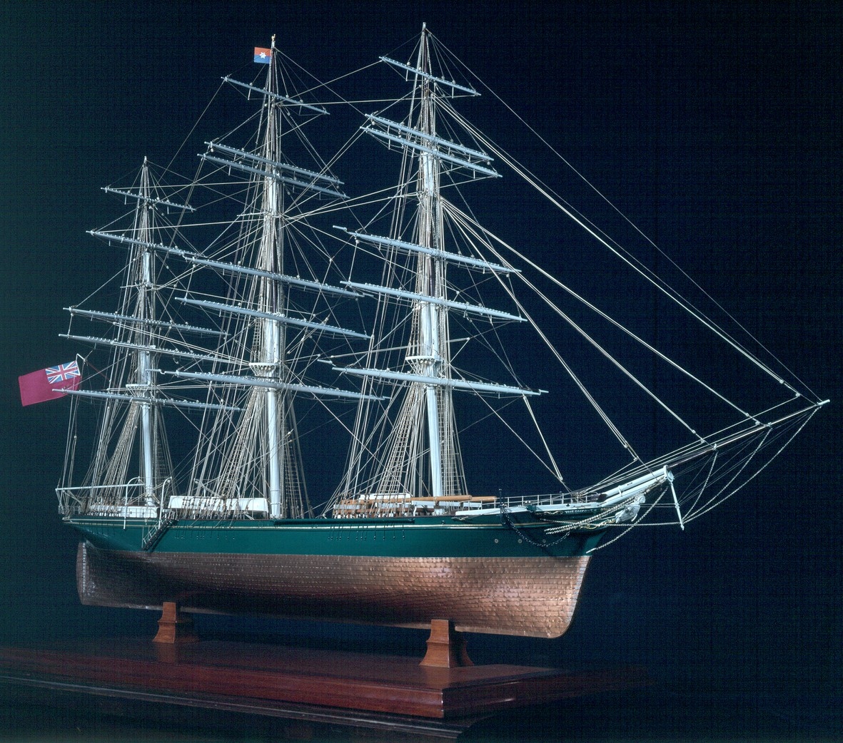 ShipModel_SSThermopylae_AberdeenMaritimeMuseum_ImageCredit_AberdeenCityCouncil_ArchivesMuseumsGalleriesCollections