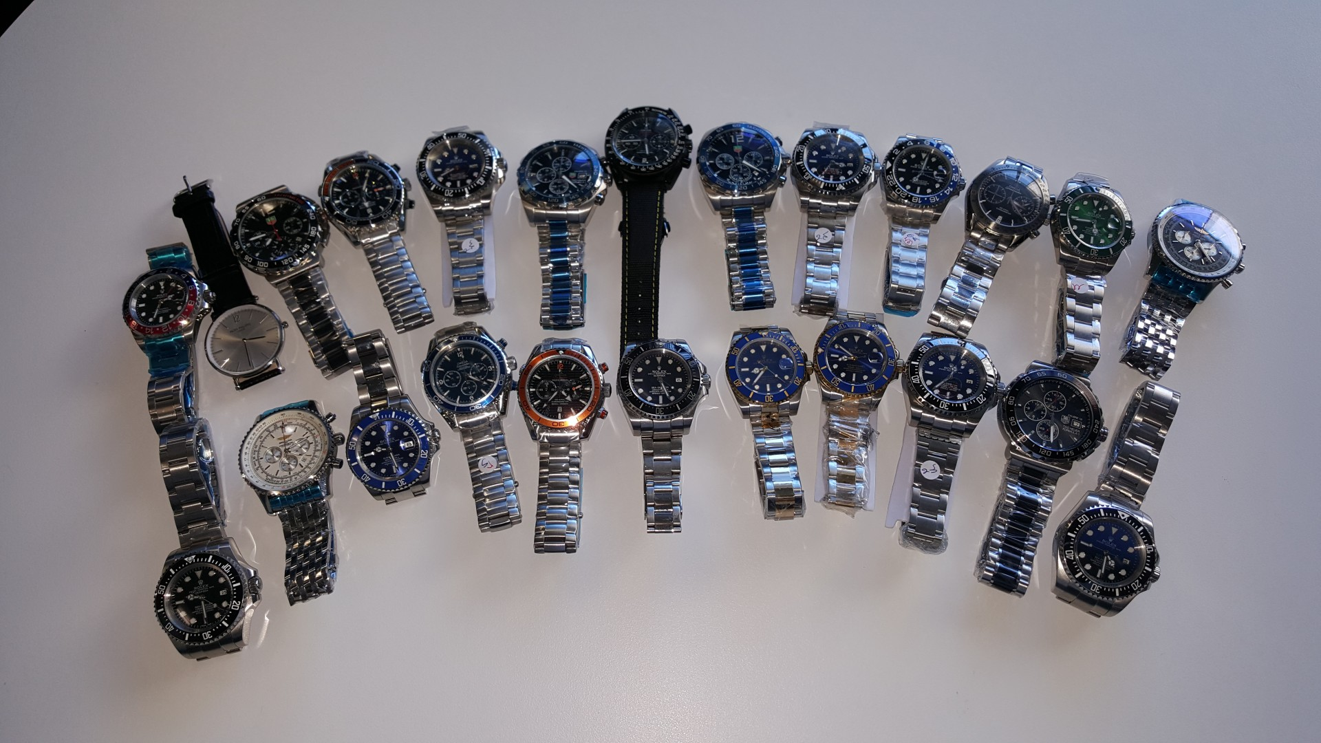 Watches Photo