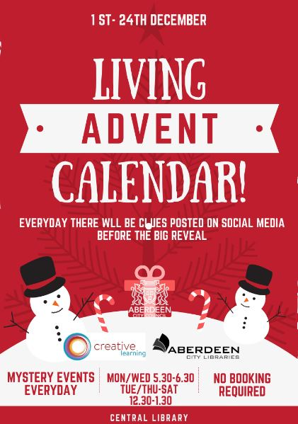 Living Advent Calendar