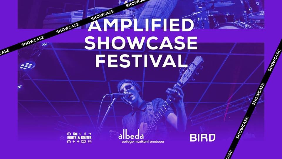 showcase festival Amplified