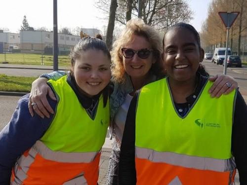 Albeda beleeft een geweldige NN Rotterdam Marathon