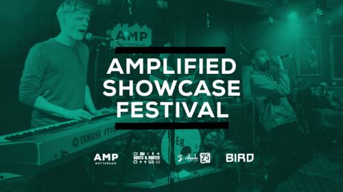 AMP presenteert Amplified Showcase Festival