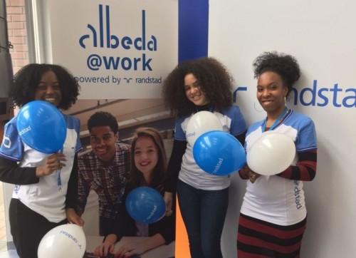 Uitzendbureau Albeda@Work van start