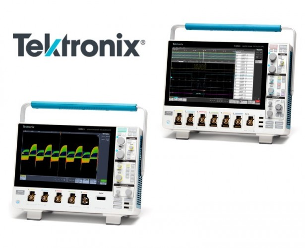 New 3 Series MDO and 4 Series MSO Oscilloscopes from