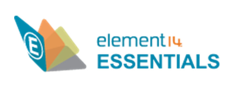 element14 essentials logo