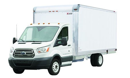 2019 Supreme Iner-City Ford Transit Truck Body