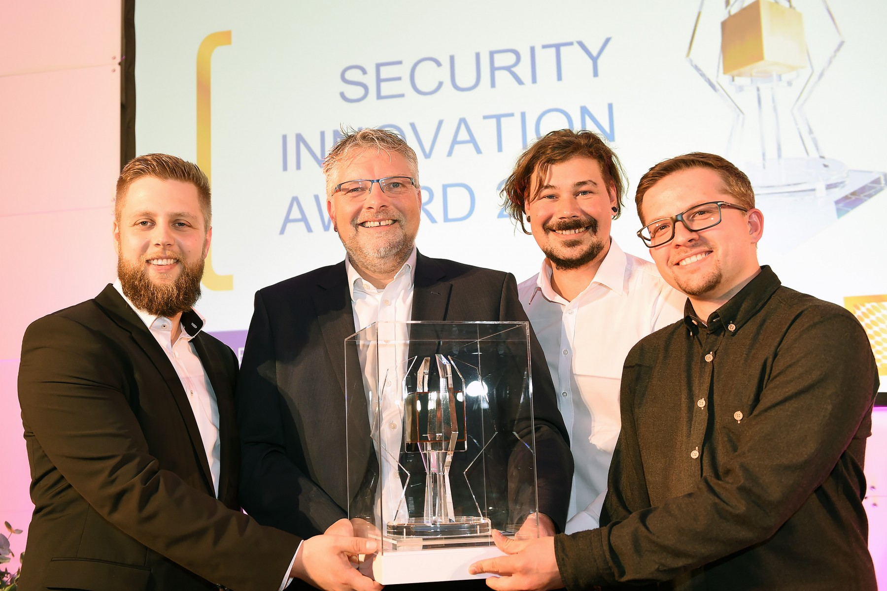 Security Innovation Award Essen