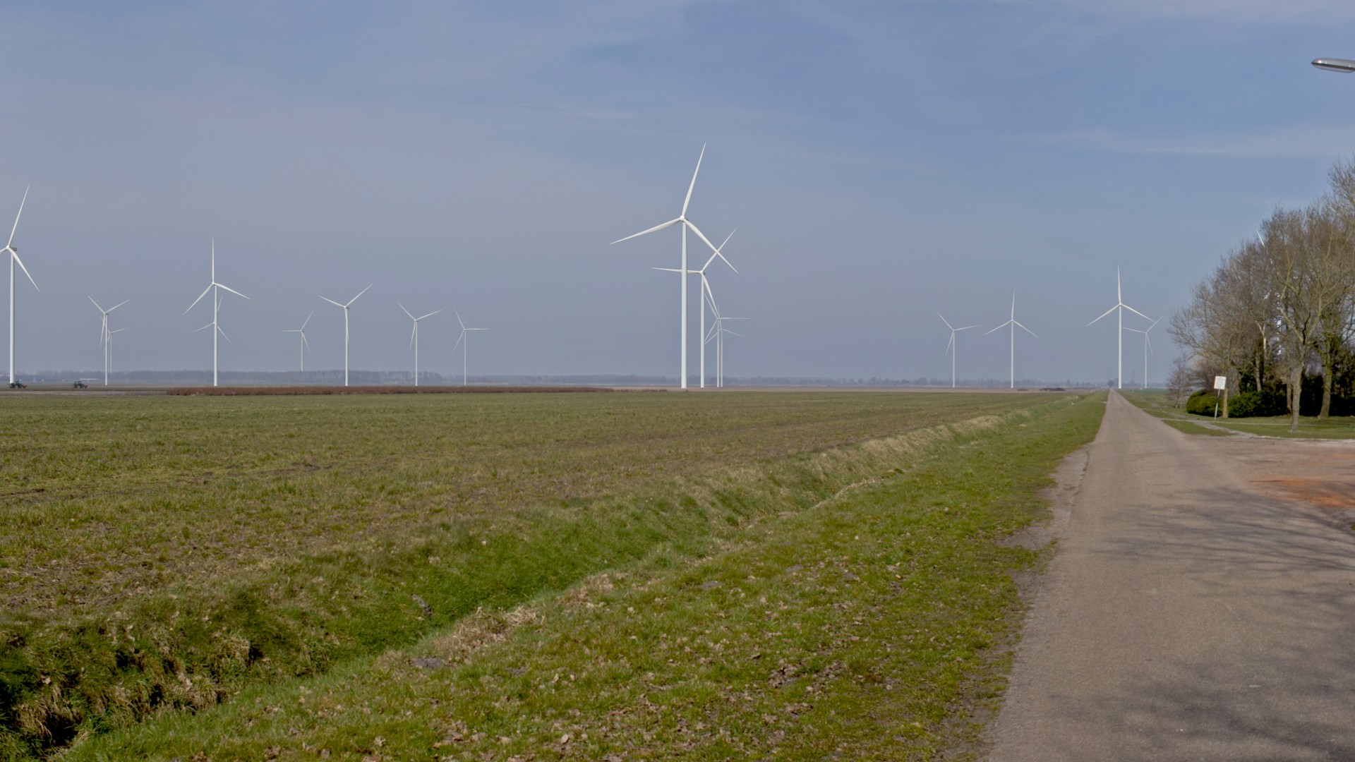 Impression Onshore Wind farm N33