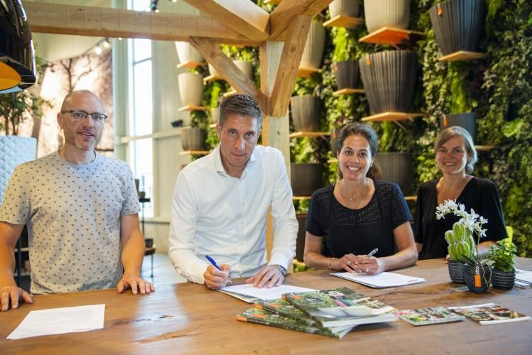 Capi Europe en Fontys Economische Hogeschool Tilburg gaan